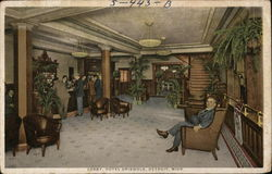 Hotel Griswold - Lobby
