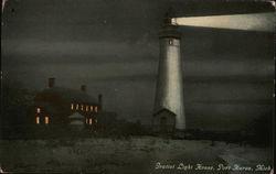 Gratiot Light House