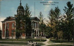 Olmsted Co. Court House
