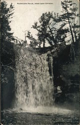 Minneopa Falls, Near Lake Crystal