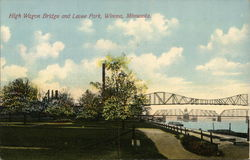 High Wagon Bridge and Levee Park