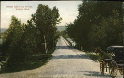 Bridge Over Lake Winona