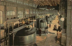 Interior of Power Plant No.1