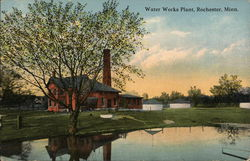 Water Works Plant
