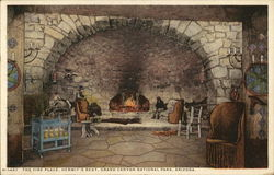 The Fire Place, Hermit's Rest