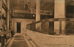 First National Bank Building - Lobby