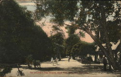 The Childrens Play Ground, Alum Rock Park