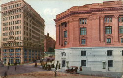 New Post Office and International Bank Building