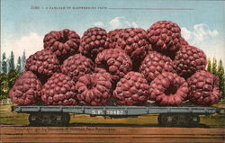 Carload of Raspberries