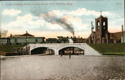 Grade Crossing Arches at Park Street