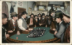 Men Gambling