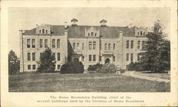 The Home Economics Building