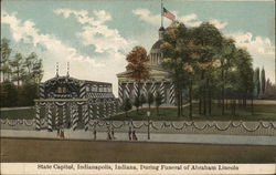 State Capitol of Indiana