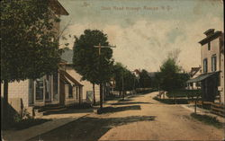 State Road through Roscoe
