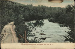 The Willowemoc River