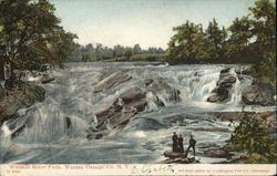 Wallkill River Falls