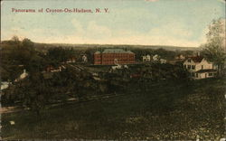Panorama of Croton-On-Hudson