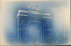 The Arch, Entrance to Prospect Park