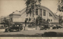 Patten Gymnasium, Northwestern University