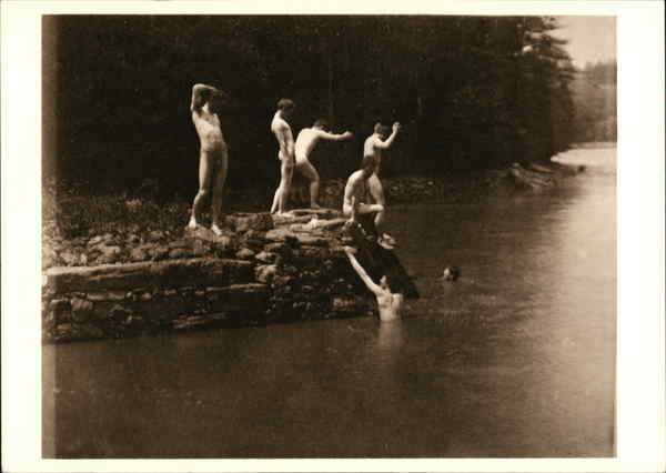 Sorry, Skinny dipping swimming holes think, that