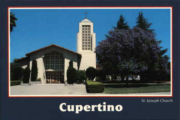 St. Joseph Church Cupertino California Ken Tay