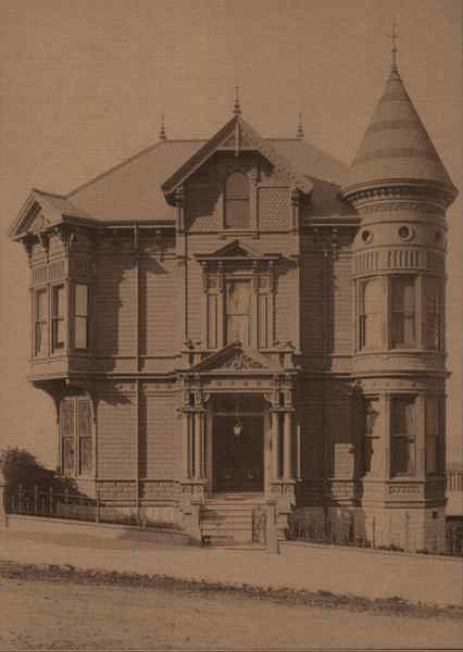 J. L. Lilienthal Residence San Francisco California