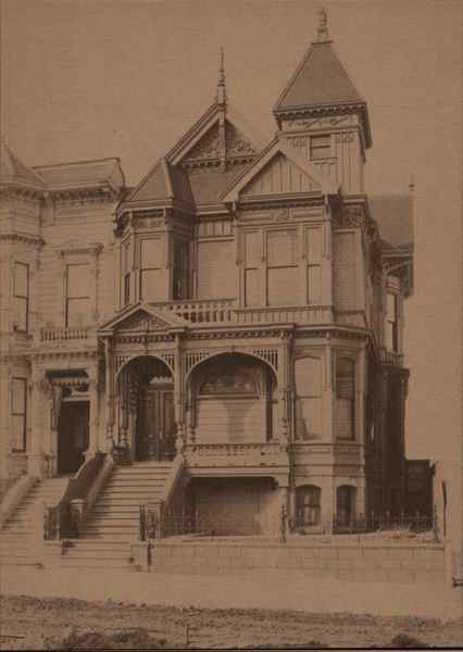 Residence San Francisco California George Waters