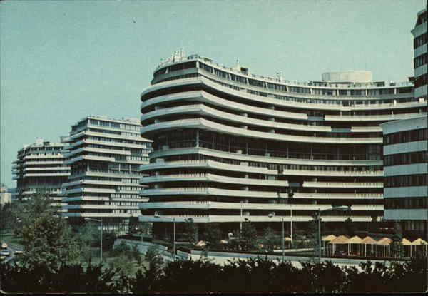 The Watergate Washington District of Columbia Celia Costa