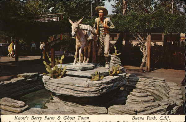 Knott's Berry Farm & Ghost Town Buena Park California