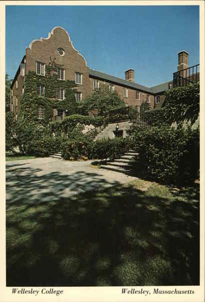 Munger Hall, Wellesley College Massachusetts