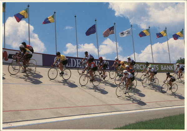 Major Taylor Velodrome Indianapolis