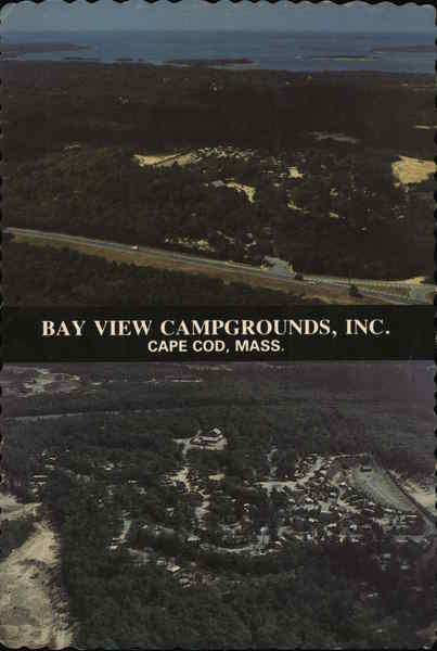 Bay View Campgrounds, Inc. Cape Cod Massachusetts