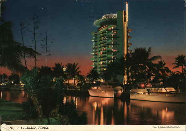 Pier 66 Marina and Hotel Fort Lauderdale Florida E. Ludwig