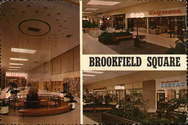 Brookfield Square Shopping Mall Wisconsin