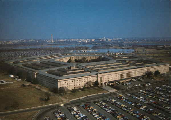The Pentagon Washington District of Columbia William Kulik
