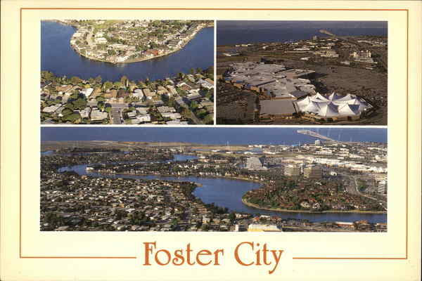 Greetings from Foster City California
