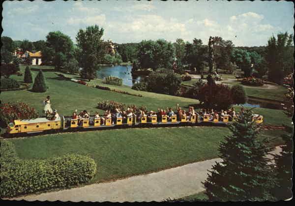 Storybook Gardens - Miniature Train Wisconsin Dells, WI ...