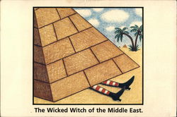 The Wicked Witch of the Middle East