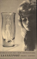 Bohemian Glass Only from Czechoslovakia, Lassexport