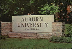 Auburn University - Entrance