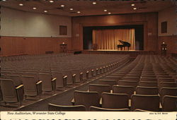 Worcester State College - New Auditorium
