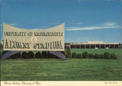 University of Massachusetts - Alumni Stadium