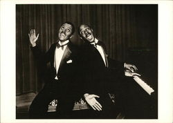 Eubie Blake (Pieano) and Noble Sissle, 1922