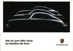 Porsche: Only One Sport Utility Vehicle Has Bloodlines Like These