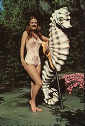 Weeki Wachee Mermaid