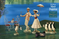 Walt Disney's Mary Poppins Figurines