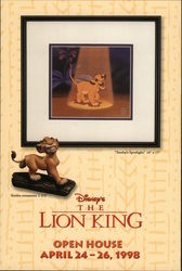 Disney's The Lion King Open House, 1998