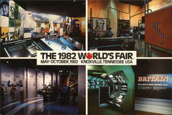 1982 World's Fair, Knoxville, TN
