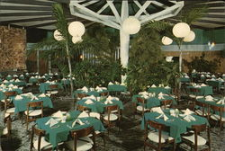 Sand Dollar Restaurant and Lounge - Tropical Garden Room
