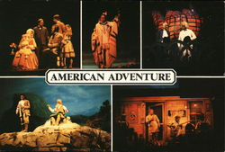 American Adventures at the Epcot Center